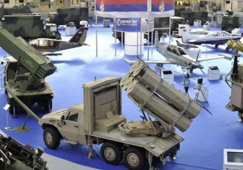 IDEAS بزرگترین نمایشگاه تجهیزات نظامی آسیا