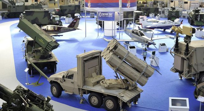 اتمام IDEAS بزرگترین نمایشگاه تجهیزات نظامی آسیا در پاکستان و معرفی مدرن ترین و پیشرفته ترین تجهیزات نظامی پاکستان