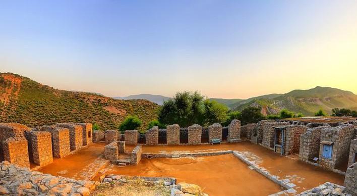 دانشگاه جولیان : قدیمی ترین دانشگاه آیین بودایی در پاکستان