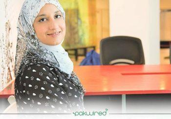 زن کارآفرین پاکستان