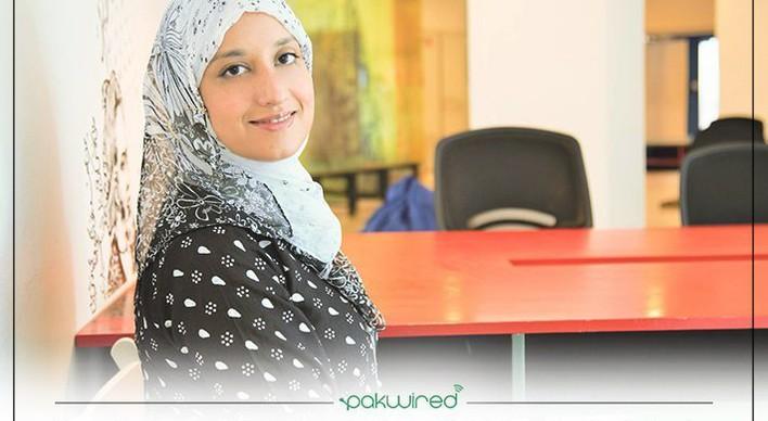 سنا فاروق ، نخستین زن کارآفرین پاکستانی نماینده گوگل شد