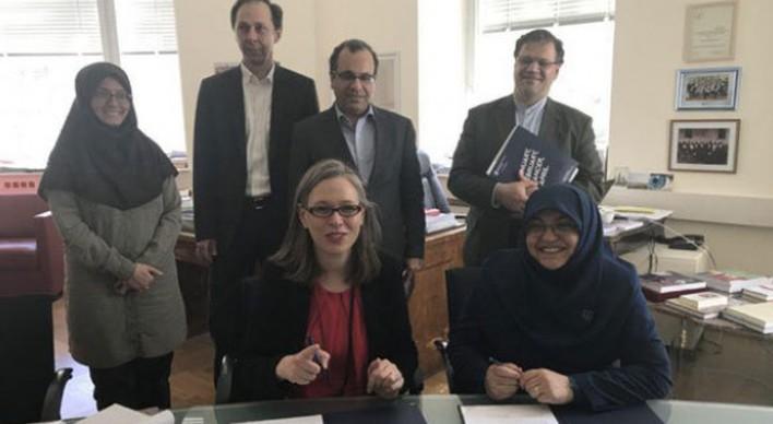 شروع همکاری دوجانبه در حوزه های مختلف آموزش پزشکی، بهداشت و درمان بین دانشگاه پزشکی وین اتریش و دانشگاه علوم پزشکی اصفهان