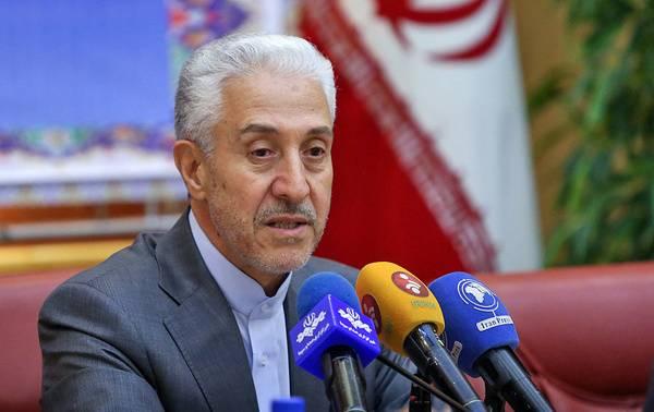حدود ۳۰ درصد اساتید دانشگاه های ایرانی خانم ها هستند: منصور غلامی، وزیر علوم، تحقیقات و فناوری