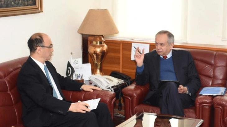 پاکستان و ژاپن با همکاری باهم دیگه صندوق ارتقاء فن آوری پاکستان را تاسیس میکند