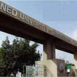 دانشگاه NED در میان 200 دانشگاه برتر دنیا در رتبه بندی دانشگاهی دانشگاه تایمز در سال 2019 قرار گرفته است