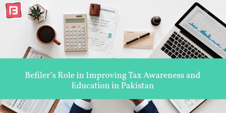 پرتال مالیاتی آنلاین Befiler.com برای شکوفایی اقتصاد کشور پاکستان