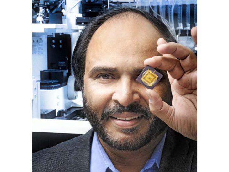 طراحی و ساخت تراشه مغزی در انسان توسط دکتر نوید سید دانشمند پاکستانی