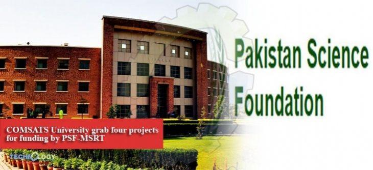 همکاری های بین المللی مابین بنیاد علمی پاکستان (PSF) با وزارت علوم، فناوری و تحقیقات (MSRT) ایران