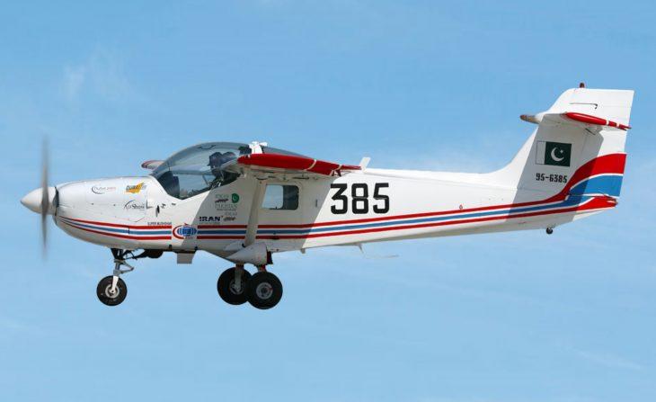 سوپر موشاک، هواپیمای ساخت پاکستانی – PAC Super Mushshak