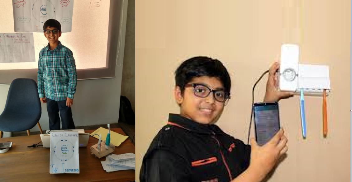 استفاده از تکنالوژی هوش مصنوعی برای ارزیابی بهداشت دهان و دندان توسط یک مخترع نوجوان پاکستانی