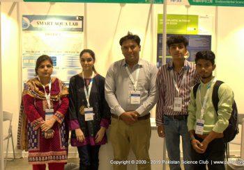 دانش آموزان پاکستانی در نمایشگاه علمی آسیا
