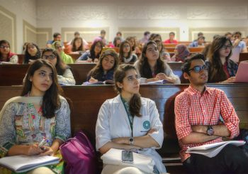 رشته های پزشکی در پاکستان