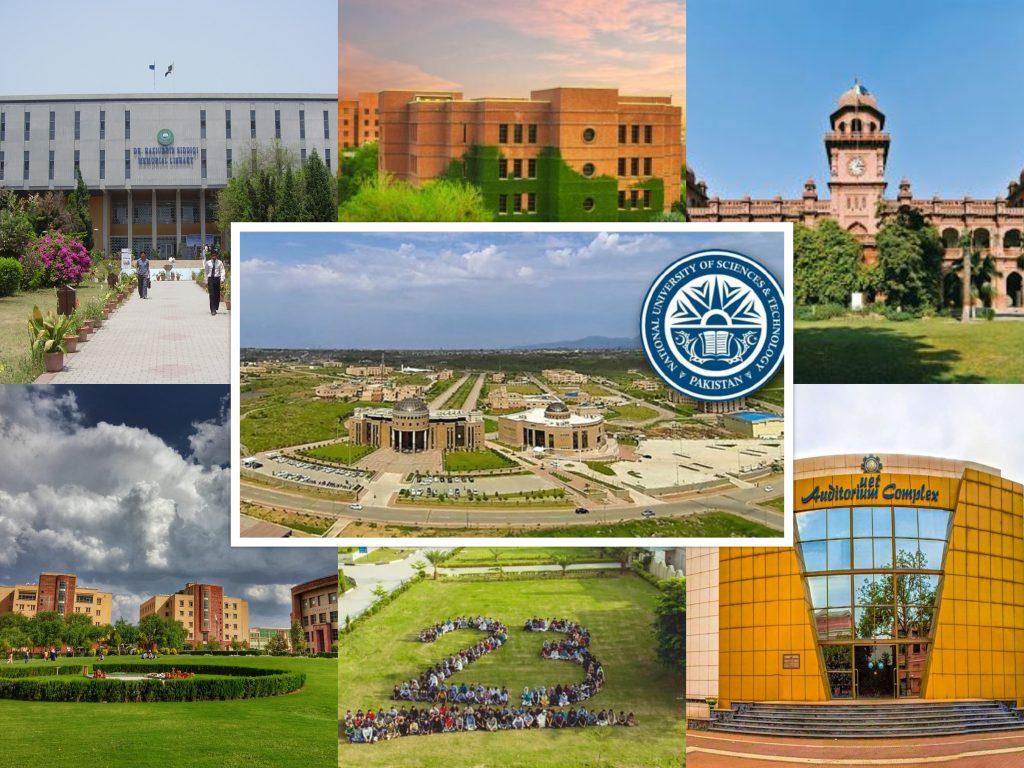 نام هفت دانشگاه برتر پاکستان در لیست رتبه بندی دانشگاهی جهانی QS در سال 2021