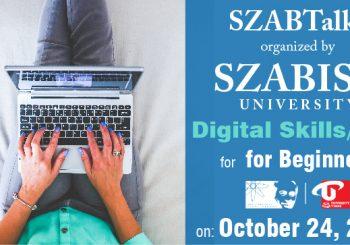 SZABTalks on Digital Skills