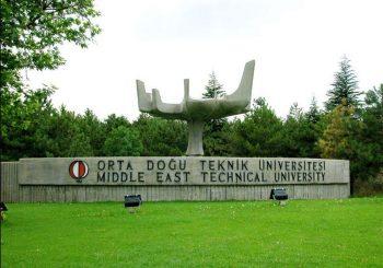 دانشگاه فنی خاورمیانه آنکارا