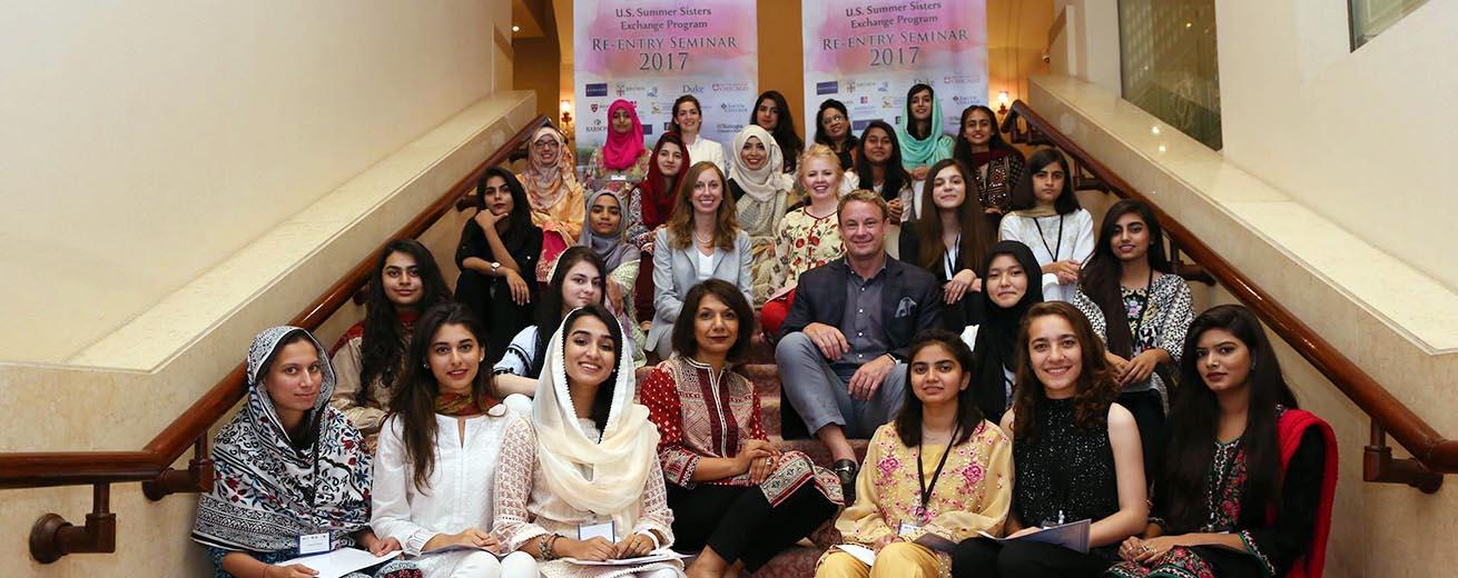 Summer Sisters Exchange Program
